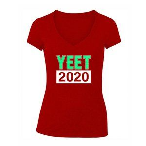 Women's YEET 2020 Short Sleeve T-Shirt